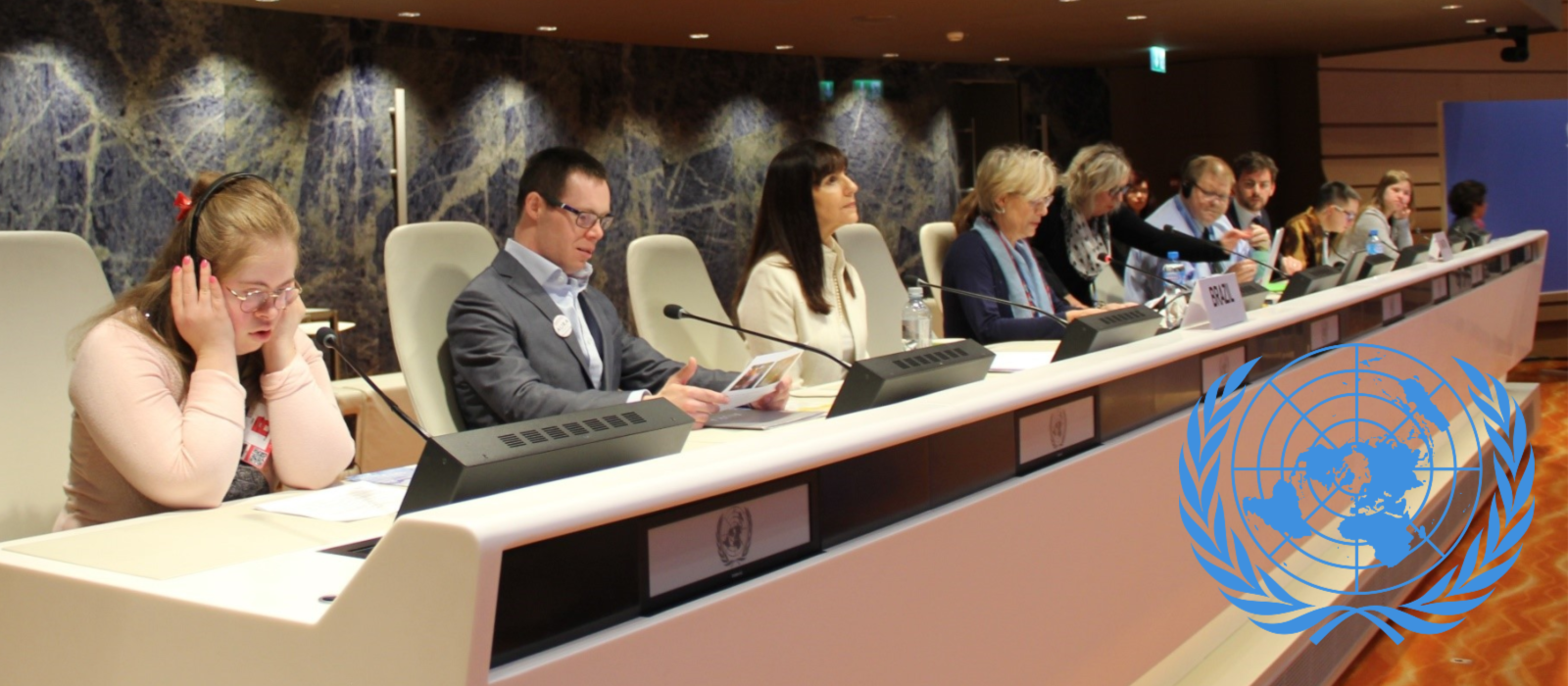 Panel at Geneva event