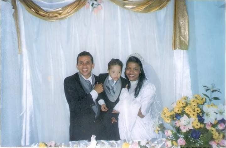 The Póvoa family from Brazil