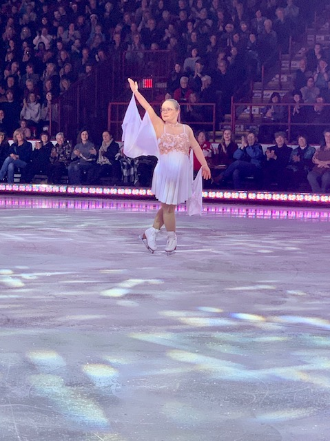 Julia figure skating