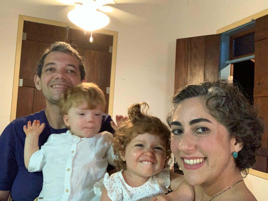 The Graça family